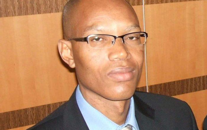 Maître Amadou Diallo, Ancien Directeur de la Réforme constitutionnelle du CNT